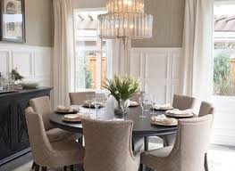 Dining Room Table Vases Round Dining Room Table Sets The Style Of Home Interior