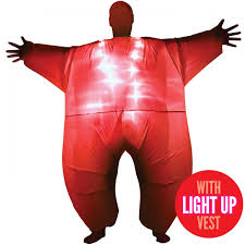 Inflatable Halloween Costume Inflatable Costumes Funny Fancy Dress Morphcostumes Uk