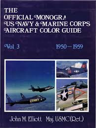 official monogram us navy u0026 marine corps aircraft color guide vol