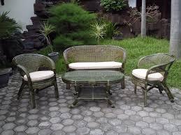 Gray Patio Furniture Sets Gray Wicker Patio Furniture Furniture Ideas And Decors