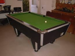 pool table pocket size used and reconditioned slate bed pool tables uk supplier of pool table