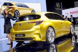 lexus hatchback 2012 review lexus lf ch production version of five door hatchback rival to