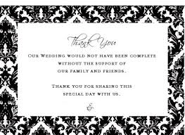 bridal shower thank you cards bridal shower thank you card wording for card