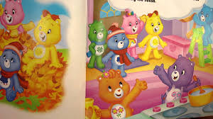 berenstain bears thanksgiving a very grumpy thanksgiving carebears read aloud storybook youtube