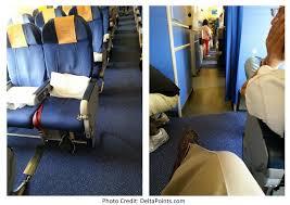 Delta 777 Economy Comfort Klm 777 Economy Comfort Seat 11g Skyteam Delta Points Blog Review