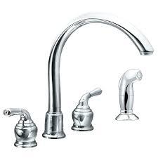 moen 2 handle kitchen faucet how to fix moen kitchen faucet handle lockers top