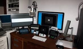 Office Desk Set Up My Tech Setup Elaine Giles