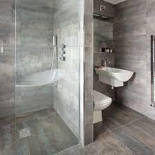 grey bathroom with walk in shower dark grey shower bathroom and