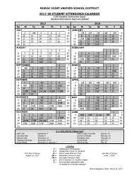 first thanksgiving date student calendar muroc district