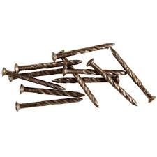 m d building products pewter 1 1 4 in floor metal nails