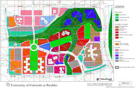 Cu Campus Map Cu Seeks Comment On Master Plan The Blue Line