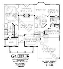 One Story Ranch Style House Plans 653785 One Story 4 Bedroom 2 Bath Traditional Ranch Style House