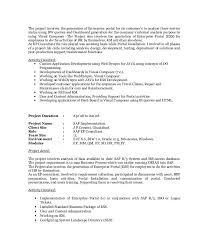 si e auto r lementation niveditay resume enterprise portal