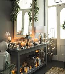 White Company Christmas Decorations by The 25 Best Christmas Decorations For Staircase Ideas On Pinterest