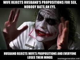 Wife Husband Meme - sex memes for husband image memes at relatably com