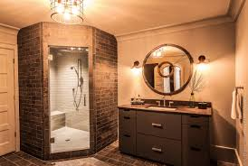 bathroom under stairs with shower bathroom trends 2017 2018
