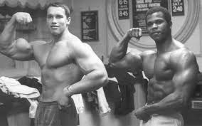 throwback thursday great bicep shot here by a young arnold