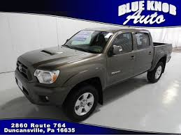 toyota tacoma used for sale used 2015 toyota tacoma for sale in duncansville pa