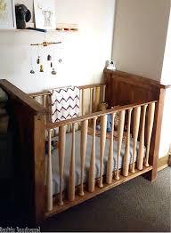 diy crib homemade baby cribs elegant baby cribs upholstered crib
