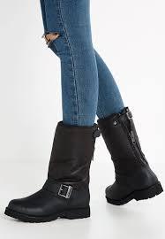 best womens biker boots buffalo cowboy biker boots mexico preto women in stock bu311n01d