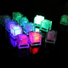 light up cubes eruner multicolor cubes light 24 pack of