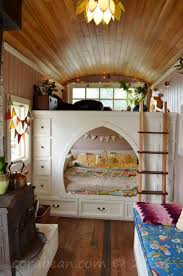 325 best school bus interiors images on pinterest school bus a retired school bus completely transformed into a micro living space in portland oregon
