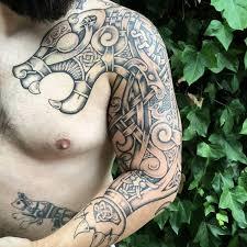 95 best viking tattoo designs u0026 symbols 2017 ideas