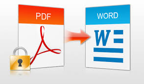 Pdf To Word Pdf To Word Converter Using Ms Office 2013 Applications