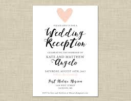 casual wedding invitation wording u2013 frenchkitten net
