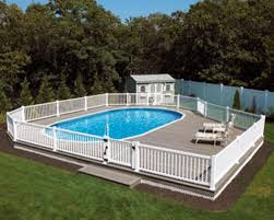 pool shapes and sizes nice backyard above ground pool ideas above ground swimming pools