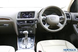 audi q5 interior 2013 2013 audi q5 2 0 tfsi review middleweight delight motoroids