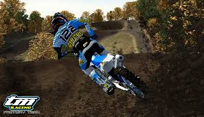 motocross racing games download tm factory racing team tmfr