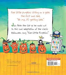 pete the cat five pumpkins dean 9780062304186