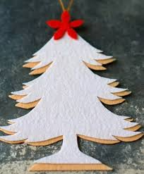 30 christmas tree ornaments for kids diy crafts fun