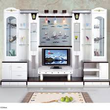 wine glass cabinet wall mount modern brief fashion white paint living room furniture wine glass