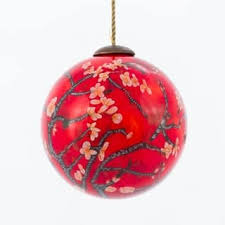orange ornaments for less overstock
