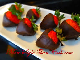 Chocolate Covered Strawberries Tutorial Inexpensive Chocolate Covered Strawberries