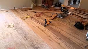 barbati hardwood flooring before 327 reclaimed random width