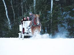 where to find sleigh rides in new hshire