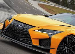 lexus lc f lexus lc f to pack more power than nissan gt r nismo forcegt