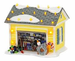 department 56 vacation snow the griswold