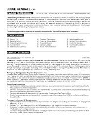 Sample Of A Good Resume Professional Cv Layout Examples