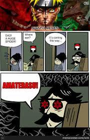 Huge Spider Memes Image Memes - naruto memes 15 by wim meme center