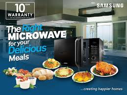 samsung cuisine cook fry bake in a microwave yes with the samsung smart