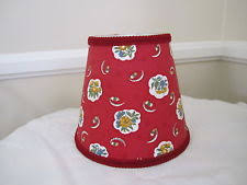 French Chandelier Shades French Country Lamp Shades Ebay