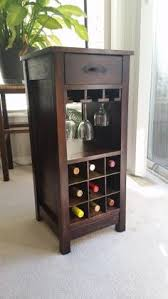 Diy Mini Bar Cabinet Mini Wine Bar Do It Yourself Home Projects From Ana White This
