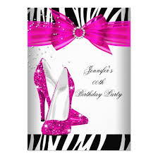 birthday cards with shoes zebra pink high heel shoe black birthday 4 5 6 25 paper