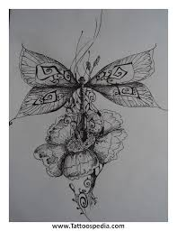 dragonfly with lotus flower 1 tattoospedia dragonfly