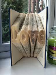 Interior Design Books For Beginners by Pattern For Love Folded Book Art Pdf Book Folding Free