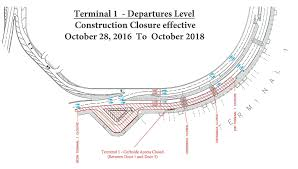 Wisconsin Road Construction Map by Terminal 1 Redevelopment Http Www Flysfo Com